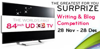 LG HE Indonesia Blog Contest